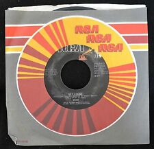 SOUL BOOGIE Wax RCA 13234 Get Loose and Do You Believe In Magic