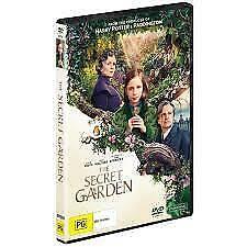 THE SECRET GARDEN DVD  *****NEW SEALED****REGION 4 COLIN FIRTH