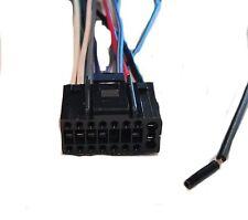 JVC Wire Harness KD-HDR81BT KW-R800BT KW-R900BT KW-R910BT