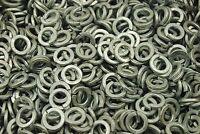 (150) Galvanized 5/8 Split Lock Washers