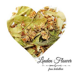 Linden Flower 150g  Tilio  Kwiat Lipy  100% Natural Linden Flower Herbal Tea
