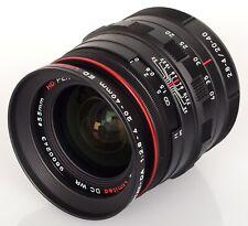 Lenses HD PENTAX-DA 20-40mm f2.8-4 ED (Limited) DC WR