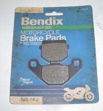 BENDIX FRONT BRAKE PADS  KAWASAKI KXT250 KX250 KX500 KX80 KX125 KDX200 AR50