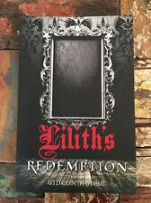 Lilith's Redemption By Gideon Hodge Paperback Free Shipping Great 👍🏻 Condition