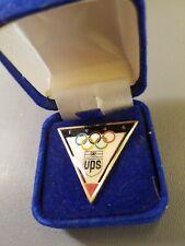 1996 Olympic UPS Lapel Pin