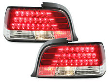 Fanali posteriori LED BMW E36 Coupe 92-98 red/crystal