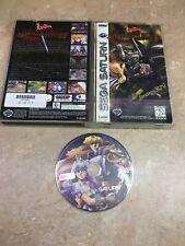 Dragon Force Sega Saturn Game  RPG OOP RARE Complete CIB READ