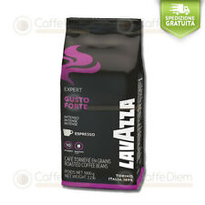 12 kg Buste Caffè Lavazza In Grani Chicchi Gusto Espresso Forte Vending Intenso