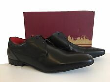 BASE LONDON BLACK BASE TAILOR PLAIN GIBSON SHOES SIZE 9