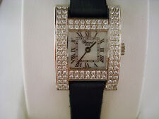 Armbanduhr Chopard Your Hour Lady 750 Gold 68 Brillanten 13/6965-20 Quarzwerk