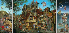 1/2 Price: James C Christensen RHYMES & REASONS Signed Open Edition Print
