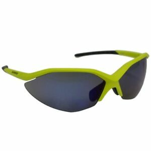 Shimano CE-S52R Cycling Sport Sunglasses, Mat Lime Yellow