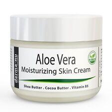 Miracle Aloe Cream Organic Skincare by Derma-Nu 8 oz