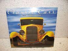 2015 Classic Cars 16 Month Calendar Ford Chevy Mopar GM