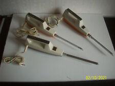Moulinex 24602 Elektrisches Brotmesser Vintage Messer Elektromesser 100W 60W alt