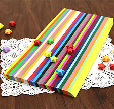 1000 pieces -27 color comb pack - Origami Lucky Star Paper