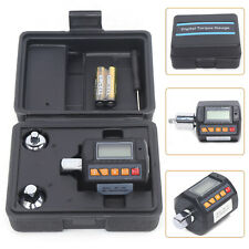 Digital Display Torque Meter Electronic Beam Torque Wrench Tester High Precision