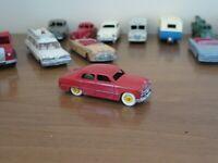 Dinky Ford Sedan