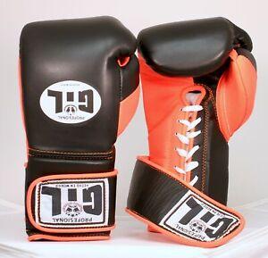 GIL Professional Hybrid Boxing Gloves
