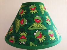 Kermit The Frog Fabric Children's Lamp Shade
