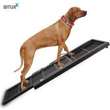 Hunderampe Rampe Einstiegshilfe Autorampe Ausziehbar Hundetreppe Hundeleiter