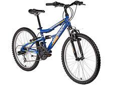 "24"" Mountainbike 21 Gänge 24 Zoll Rad Kinderfahrrad Fahrrad Bike Jungenfahrrad"