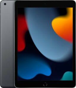 """Apple iPad 9th Gen 64GB/256GB WiFi 10.2"""" Latest Model 2021 Brand New Sealed!"""