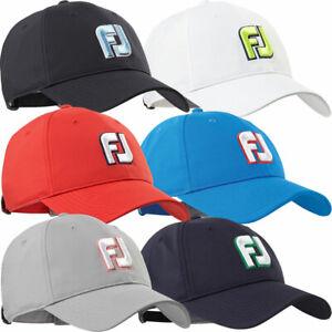 "FootJoy Golf FJ Fashion Adjustable Baseball Cap ""MULTIBUY DISCOUNT"""
