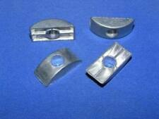 Replacement M8 Half (1/2) Moon Maxi Lunar Aluminium Bed Washers. *FREE POSTAGE*