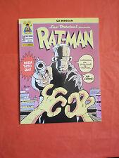 RAT-MAN COLLECTION-  N° 91 - DI:LEO ORTOLANI- MANGA PANINI COMICS- ratman nuovo