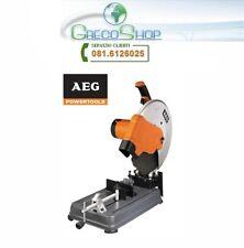 Troncatrice per ferro 2300W 355mm AEG - SMT 355
