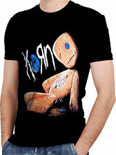 KORN BAND Black New T-shirt Rock T-shirt Rock Band Shirt