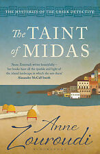 The Taint of Midas by Anne Zouroudi, Paperback, New Book