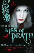 Kiss of Death (Morganville Vampires, Book 8) by Rachel Caine | Paperback Book |