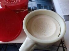 Vintage Old Spice shaving soap and mug NOS