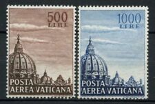 Cats Vatican Stamps