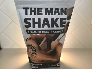 The Man Shake 840g Chocolate Flavour weightless meal replacement BEST PRICE
