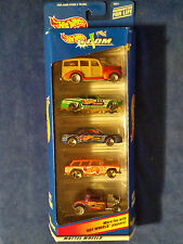 Hot wheels 5 pack HOT WHEELS.COM 1998 gift pack Mattel
