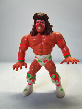 GG25-WWF HASBRO ACTION FIGURE-ANNI 90-ULTIMATE WARRIOR-JAMES BRIAN HELLWIG