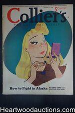 Collier's Dec 7, 1940 Octavus Roy Cohen, Ernest Haycox, Philco radio ad
