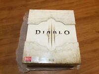 Diablo 3 Collector's Edition (Windows/Mac: Mac and Windows, 2012) Sealed
