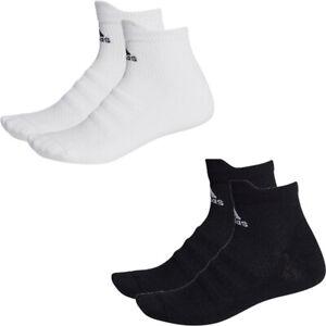 Adidas Mens Womens Low Cut Socks AlphaSkin Ankle Trainer Sock Size S M L XL
