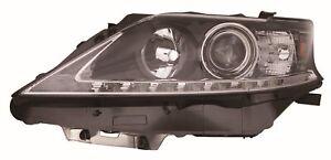 FITS LEXUS RX350 RX450h 2013-2015 LEFT DRIVER HID HEADLIGHT HEAD LAMP NEW
