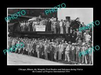OLD LARGE HISTORIC PHOTO OF MEMPHIS TENNESSEE, THE FORD MOTOR DEALERS 1934