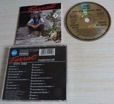 CD ALBUM FERRAT 1979 1980 JEAN FERRAT LES INSTANTS VOLES 22 TITRES 1988 TEMEY