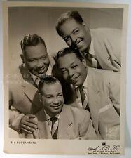 Super RARE ORIGINAL Rama Records Group The Buccaneers 1950's Gorgeous Image!