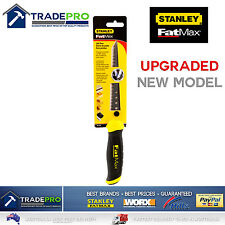 Stanley® Fatmax Jab Saw PRO New Model 160mm Jabsaw Wall Board Plaster Knife