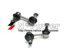 FRONT SWAY BAR LINK ASSEMBLY L/R PAIR FOR TOYOTA AVENSIS VERSO ACM21 2.4L 03-07