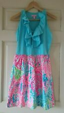 Lilly Pulitzer Danita Dress Let's Cha Cha Size XS 14121