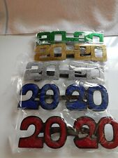 2020 Plastic Eyeglasses New in Package 5 pieces